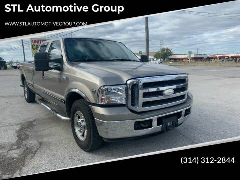 2006 Ford F-350 Super Duty for sale at STL Automotive Group in O'Fallon MO