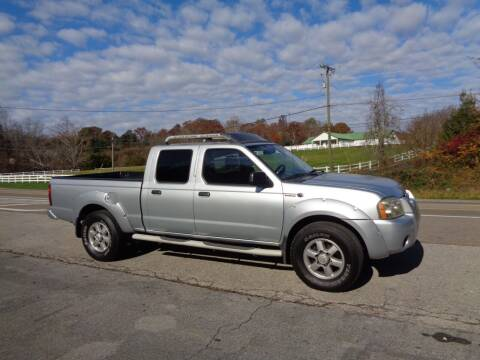 2003 Nissan Frontier for sale at Car Depot Auto Sales Inc in Seymour TN