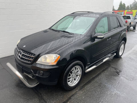 2006 Mercedes-Benz M-Class for sale at APX Auto Brokers in Edmonds WA