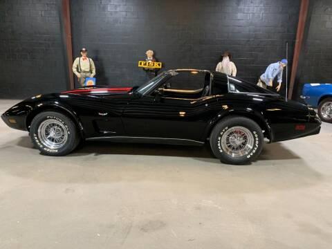 1979 Chevrolet Corvette for sale at American Classic Car Sales in Sarasota FL