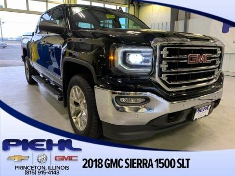 2018 GMC Sierra 1500 for sale at Piehl Motors - PIEHL Chevrolet Buick Cadillac in Princeton IL