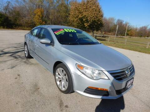 2012 Volkswagen CC for sale at Lot 31 Auto Sales in Kenosha WI