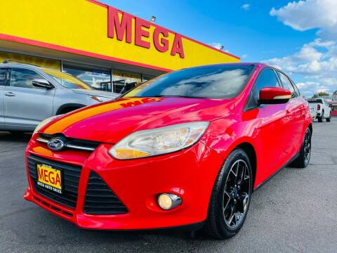2013 Ford Focus for sale at Mega Auto Sales in Wenatchee WA