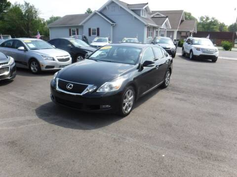 2008 Lexus GS 350 for sale at Rob Co Automotive LLC in Springfield TN