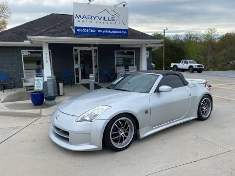 2007 Nissan 350Z for sale at Maryville Auto Sales in Maryville TN