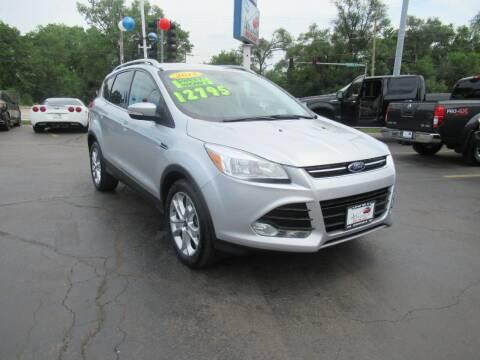 2014 Ford Escape for sale at Auto Land Inc in Crest Hill IL