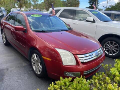 2008 Ford Fusion for sale at Mike Auto Sales in West Palm Beach FL