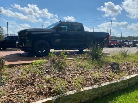 2017 Chevrolet Silverado 1500 for sale at Texas Truck Sales in Dickinson TX