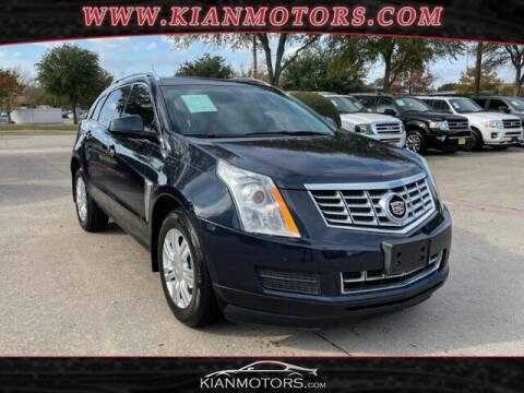 2015 Cadillac SRX for sale at KIAN MOTORS INC in Plano TX