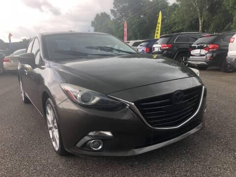 2014 Mazda MAZDA3 for sale at RPM AUTO LAND in Anniston AL