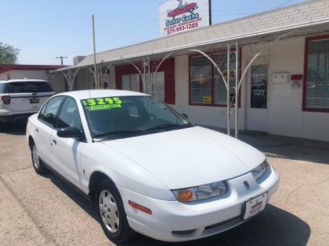2002 Saturn S-Series for sale at Senor Coche Auto Sales in Las Cruces NM