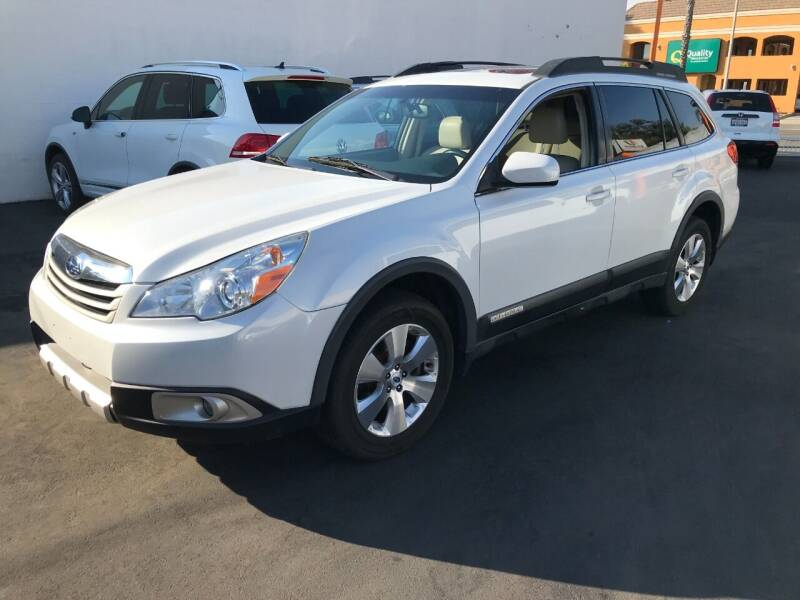 2012 Subaru Outback for sale at Shoppe Auto Plus in Westminster CA