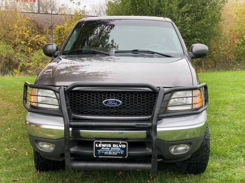 2002 Ford F-150 for sale at Lewis Blvd Auto Sales in Sioux City IA