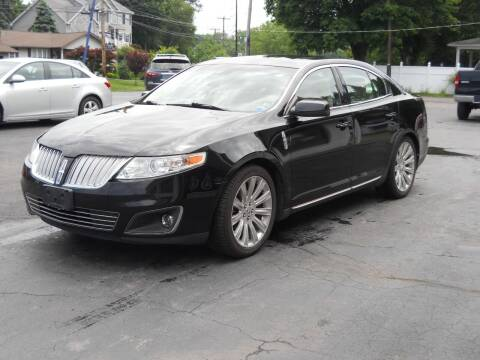 2012 Lincoln MKS for sale at Petillo Motors in Old Forge PA