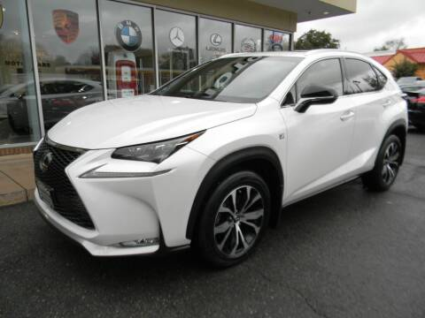 2015 Lexus NX 200t for sale at Platinum Motorcars in Warrenton VA