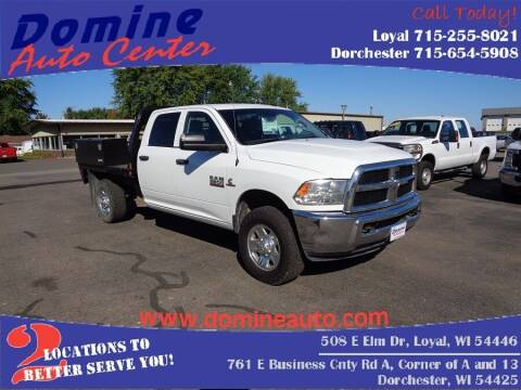 2016 RAM Ram Pickup 2500 for sale at Domine Auto Center in Loyal WI