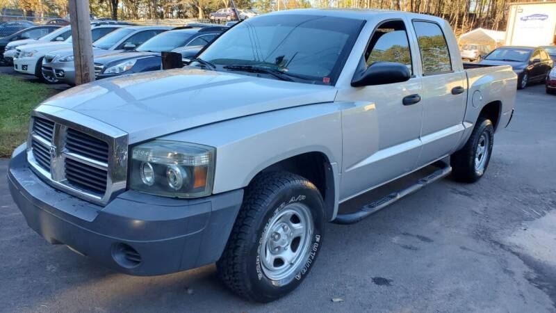 2007 Dodge Dakota for sale at GA Auto IMPORTS  LLC in Buford GA