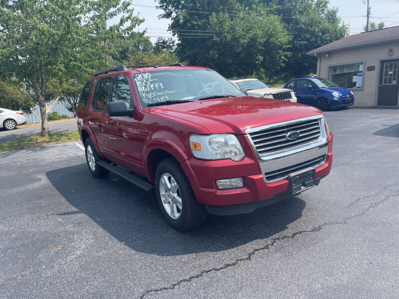 2010 Ford Explorer for sale at KP'S Cars in Staunton VA