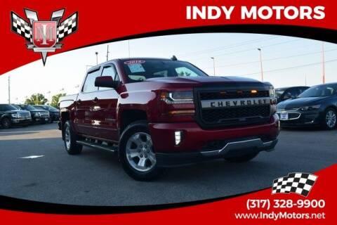 2018 Chevrolet Silverado 1500 for sale at Indy Motors Inc in Indianapolis IN