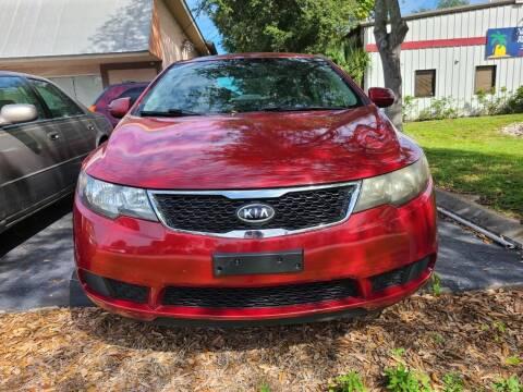 2011 Kia Forte for sale at CAR-RIGHT AUTO SALES INC in Naples FL