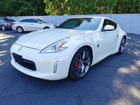 2017 Nissan 370Z for sale at Legacy Auto Sales LLC in Seattle WA