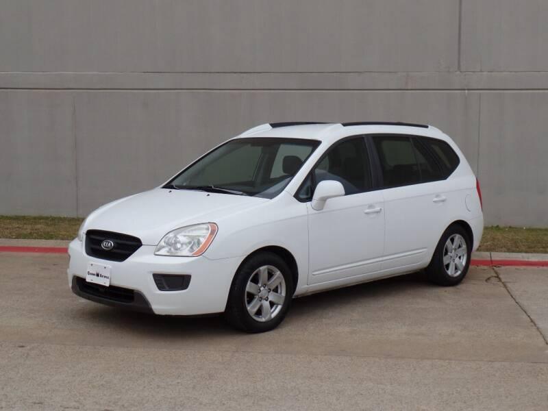 2007 Kia Rondo for sale at CROWN AUTOPLEX in Arlington TX