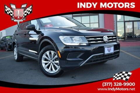 2018 Volkswagen Tiguan for sale at Indy Motors Inc in Indianapolis IN