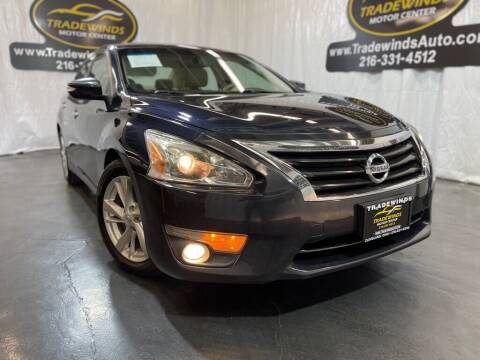 2014 Nissan Altima for sale at TRADEWINDS MOTOR CENTER LLC in Cleveland OH