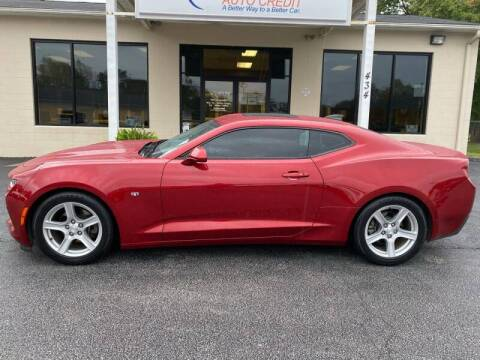 2017 Chevrolet Camaro for sale at Carolina Auto Credit in Youngsville NC