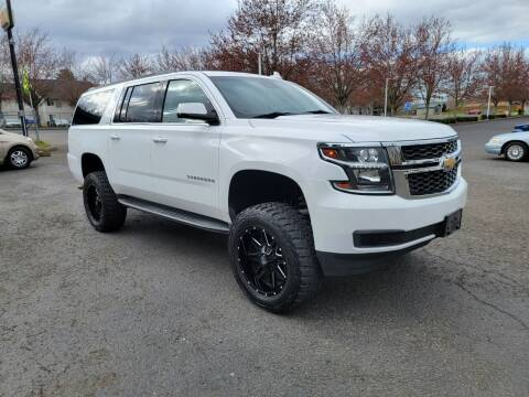 2016 Chevrolet Suburban for sale at Blue Lake Auto & RV Repair Inc in Fairview OR