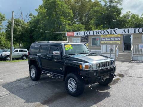 2006 HUMMER H3 for sale at Auto Tronix in Lexington KY