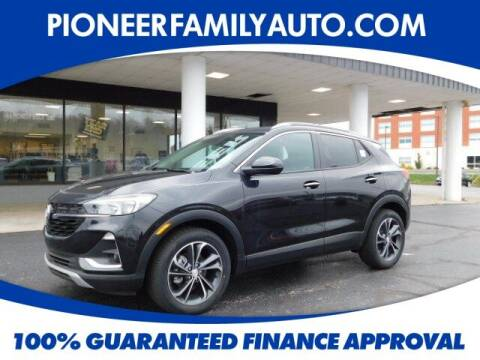 2020 Buick Encore GX for sale at Pioneer Family auto in Marietta OH