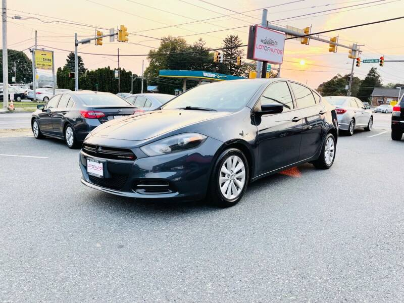 2014 Dodge Dart for sale at LotOfAutos in Allentown PA