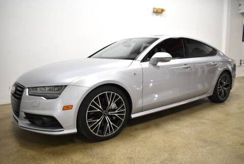 2016 Audi A7 for sale at Thoroughbred Motors in Wellington FL