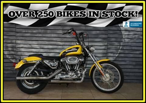 2003 Harley-Davidson XL1200C Anniversary for sale at AZMotomania.com in Mesa AZ
