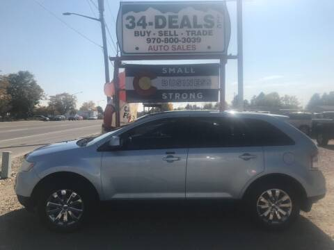 2008 Ford Edge for sale at 34 Deals LLC in Loveland CO