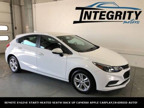 2017 Chevrolet Cruze for sale at Integrity Motors, Inc. in Fond Du Lac WI
