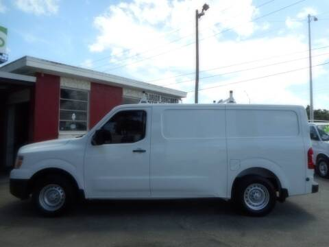 2017 Nissan NV Cargo for sale at Florida Suncoast Auto Brokers in Palm Harbor FL
