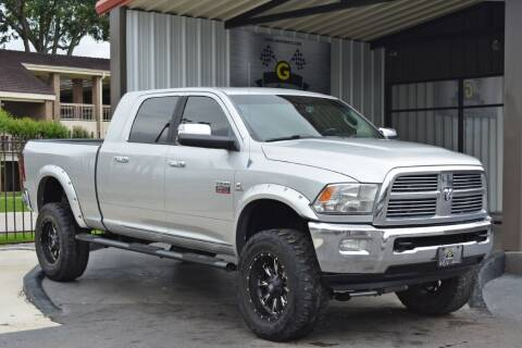 2012 RAM Ram Pickup 2500 for sale at G MOTORS in Houston TX