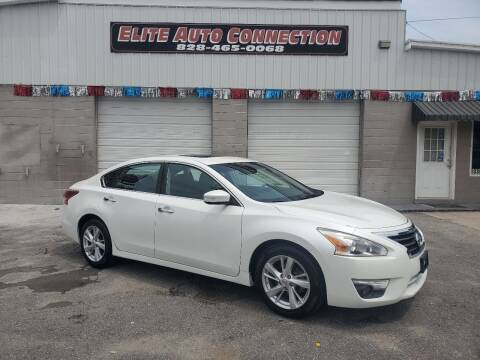 2013 Nissan Altima for sale at Elite Auto Connection in Conover NC