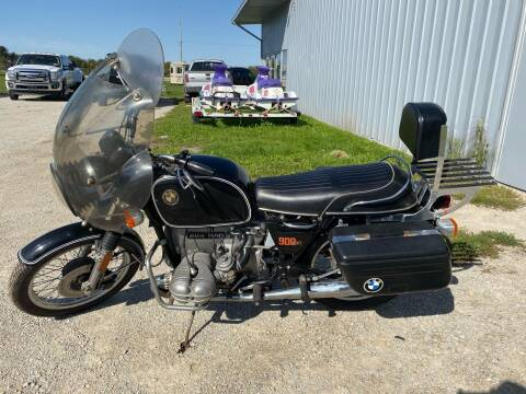 1974 BMW R90/6 for sale at Sam Buys in Beaver Dam WI