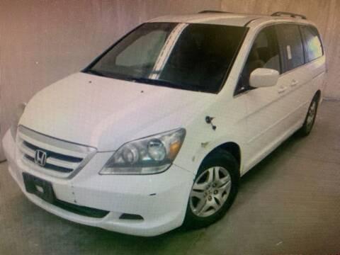 2007 Honda Odyssey for sale at ALVAREZ AUTO SALES in Des Moines IA