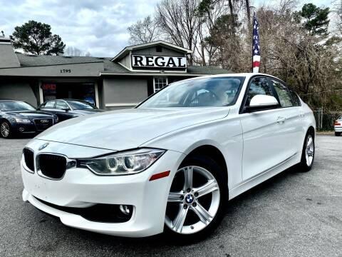 2014 BMW 3 Series for sale at Regal Auto Sales in Marietta GA