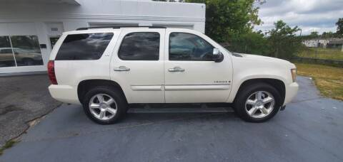 2008 Chevrolet Tahoe for sale at Bill Bailey's Affordable Auto Sales in Lake Charles LA