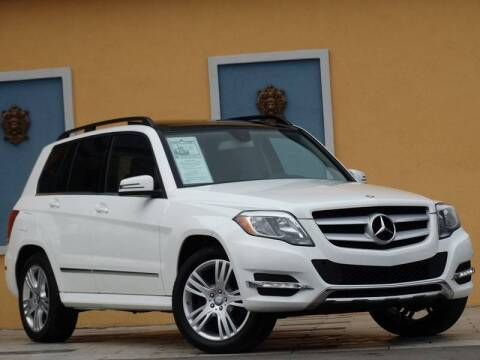 2015 Mercedes-Benz GLK for sale at Paradise Motor Sports LLC in Lexington KY