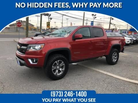 2015 Chevrolet Colorado for sale at Route 46 Auto Sales Inc in Lodi NJ