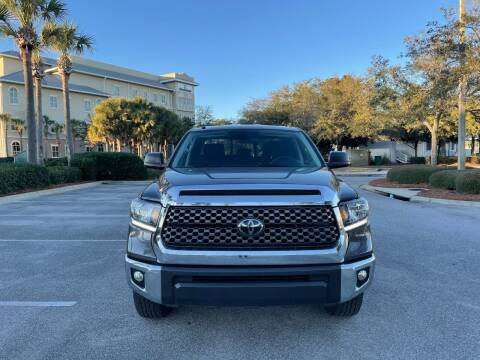 2018 Toyota Tundra for sale at Gulf Financial Solutions Inc DBA GFS Autos in Panama City Beach FL