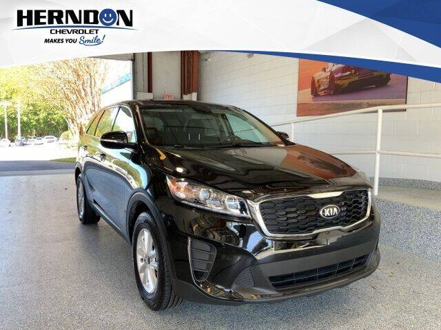 2019 Kia Sorento for sale at Herndon Chevrolet in Lexington SC