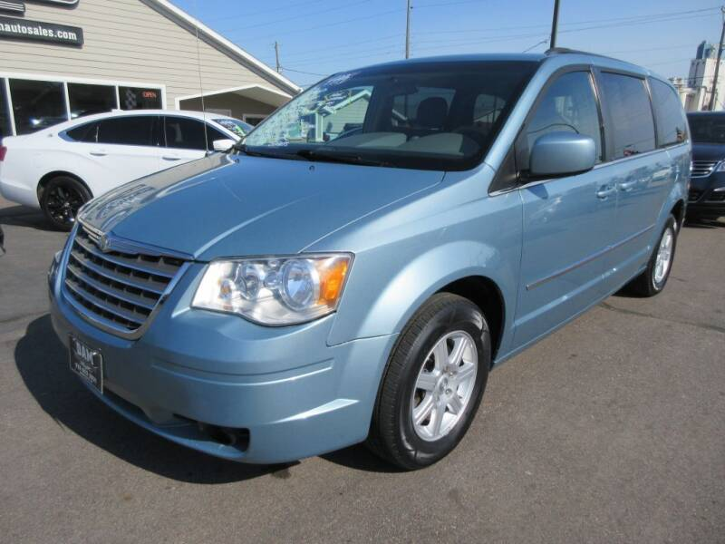 2010 Chrysler Town and Country for sale at Dam Auto Sales in Sioux City IA