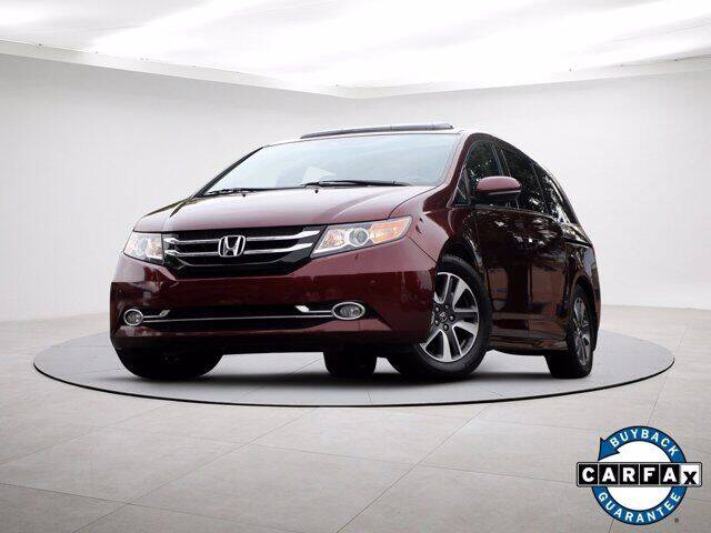 2016 Honda Odyssey for sale at Carma Auto Group in Duluth GA